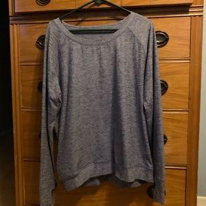 Oiselle lux sweatshirt